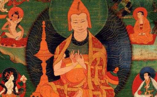 Thumbnail voor Boeddhistische praktijken: Lojong