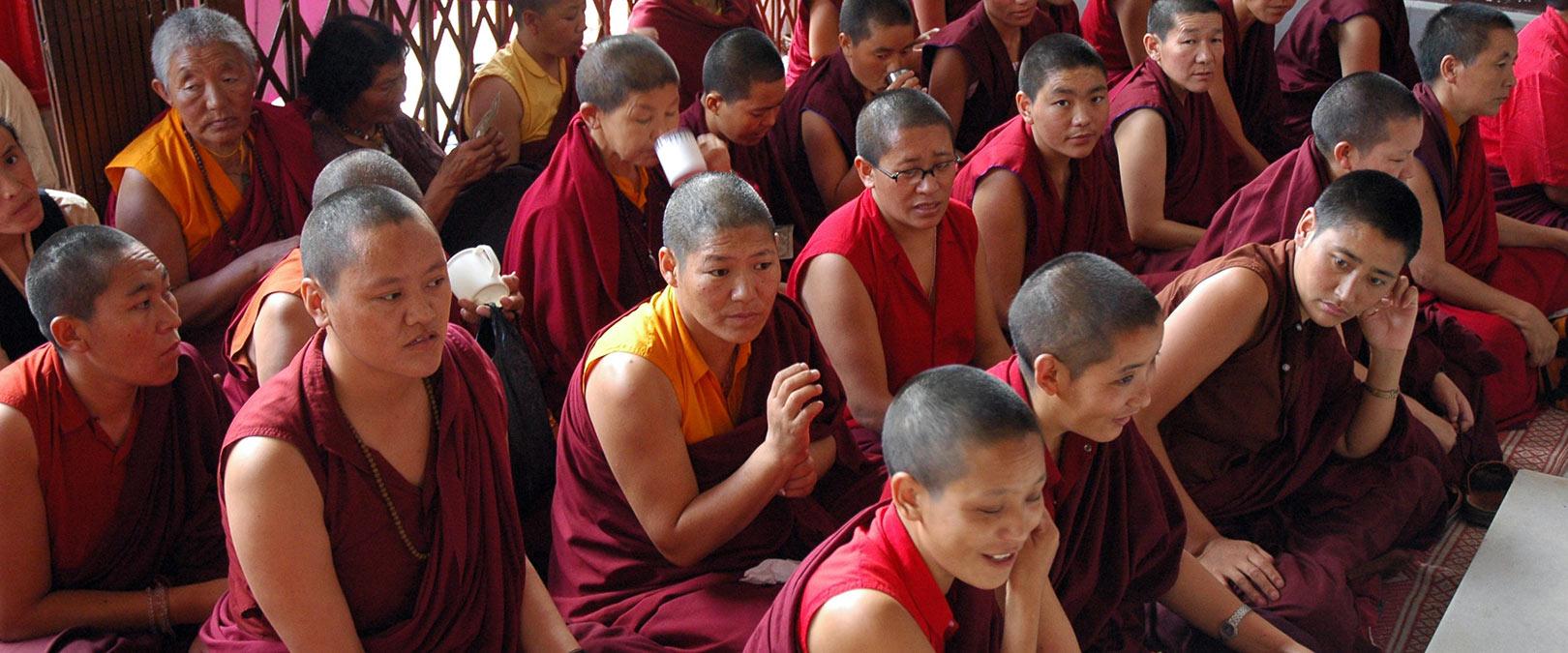 positie van vrouwen in het klooster