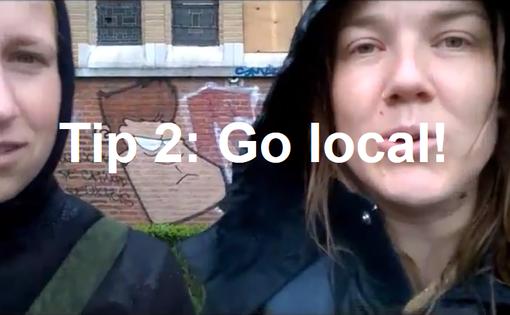 Thumbnail voor Loes vlogt: Backpacken in Antwerpen