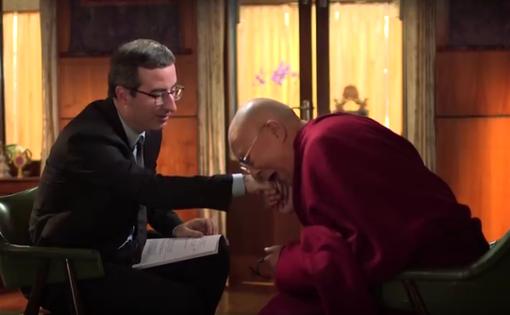 Thumbnail voor De dalai lama als duivels vriendje