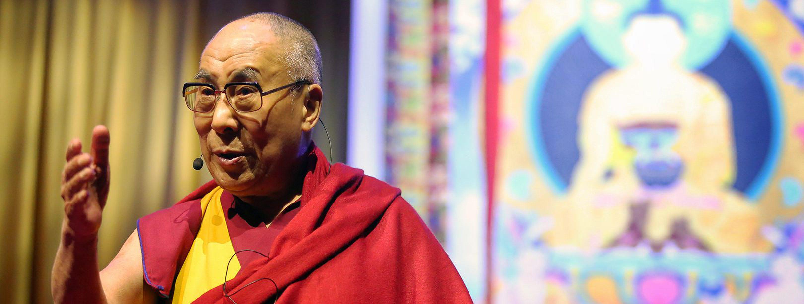 dalai lama Rotterdam Ahoy