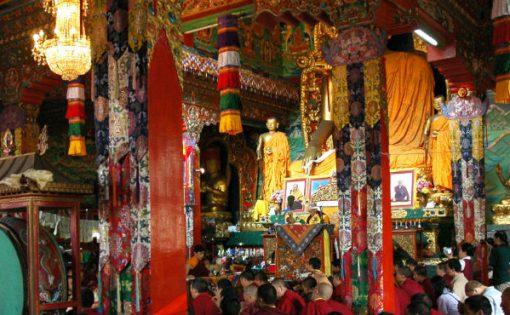 Thumbnail voor Boeddhisme met peper en zout