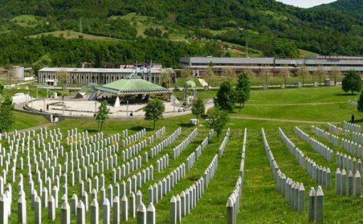 Thumbnail voor TV: Vrede vinden in Srebrenica