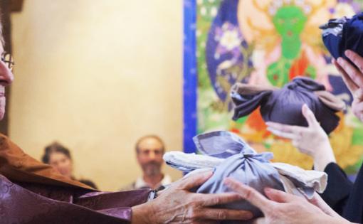 Thumbnail voor Interview Joan Halifax: 'Ik ben geboren met een missie!'