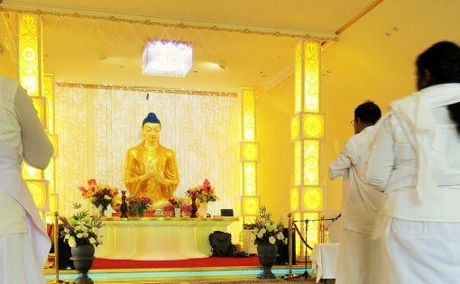 Thumbnail voor Boeddhistische Culturen: Sri Lankaanse volle maanviering