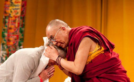 Thumbnail voor 45 jaar dalai lama in Nederland
