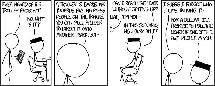 xkcd trolley problem