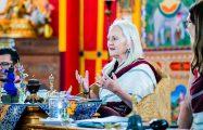 Thumbnail voor Sterke boeddhistische vrouwen: lama Tsultrim Allione