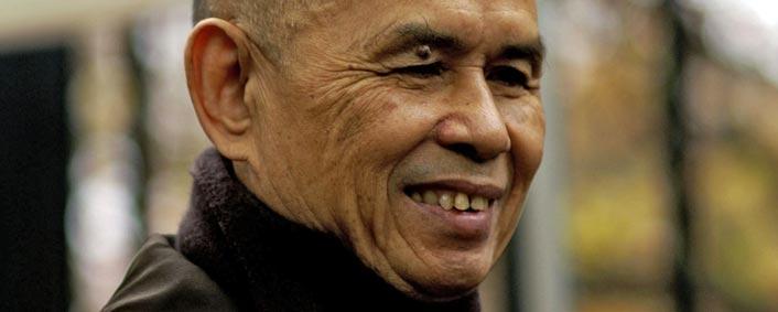 Thich Nhat Hanh door Duc