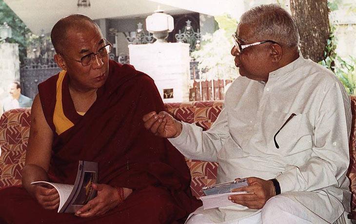 goenka dalai lama