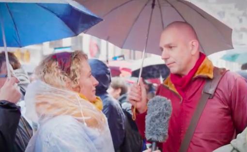 Thumbnail voor Boeddhisten bij de klimaatmars
