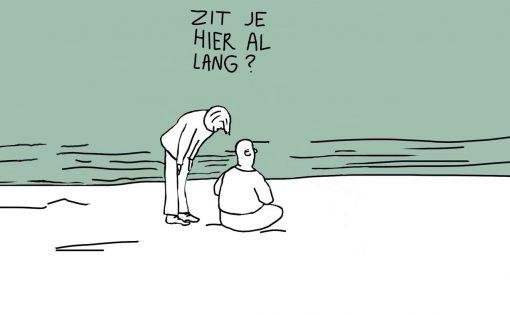 Thumbnail voor Hebben boeddhisten humor?
