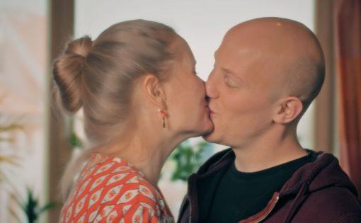 Thumbnail voor Twee boeddhisten op een (meditatie)kussen