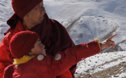 Thumbnail voor Interview over boeddhistische film: Becoming who I was