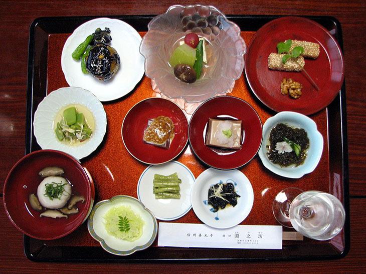 voedseltrends en boeddhisme