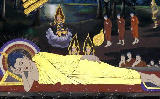 Thumbnail voor Uitspraken van de Boeddha: over vuur en nirvana