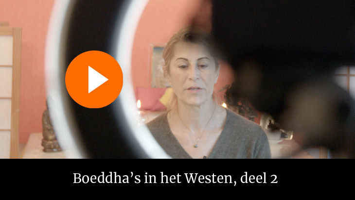 documentaire boeddha's in het westen