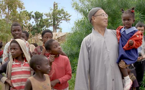 Thumbnail voor Chinees boeddhisme als exportproduct: Boeddha in Afrika