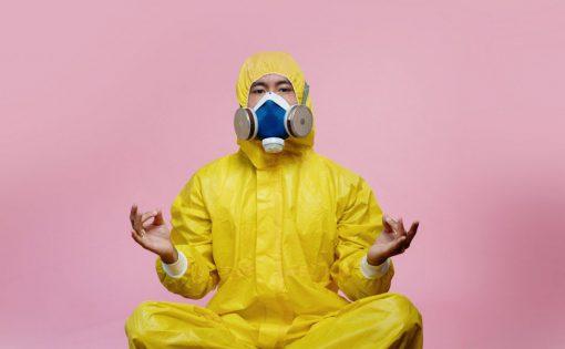 Thumbnail voor Zes tips voor veilig mediteren in coronatijd