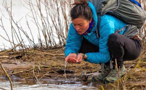 Thumbnail voor Drinkbare Maas: film over de relatie tussen gezond rivierwater en een gezond ecosysteem