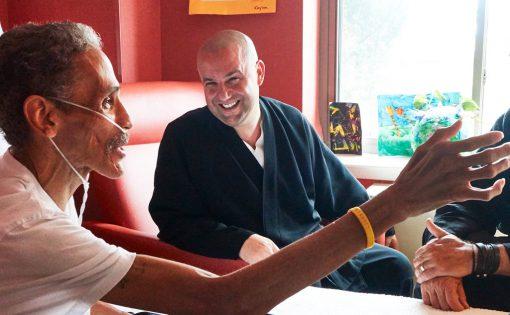 Thumbnail voor Het leven is als kersenbloesem – boeddhistisch omgaan met corona, de dood en ouderdom