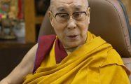 Thumbnail voor Dalai Lama viert zijn 85e verjaardag