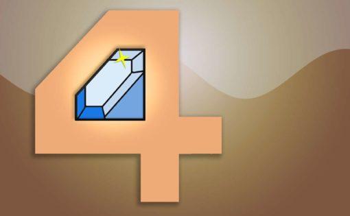 Thumbnail voor De tien lijstjes: De vier edele waarheden
