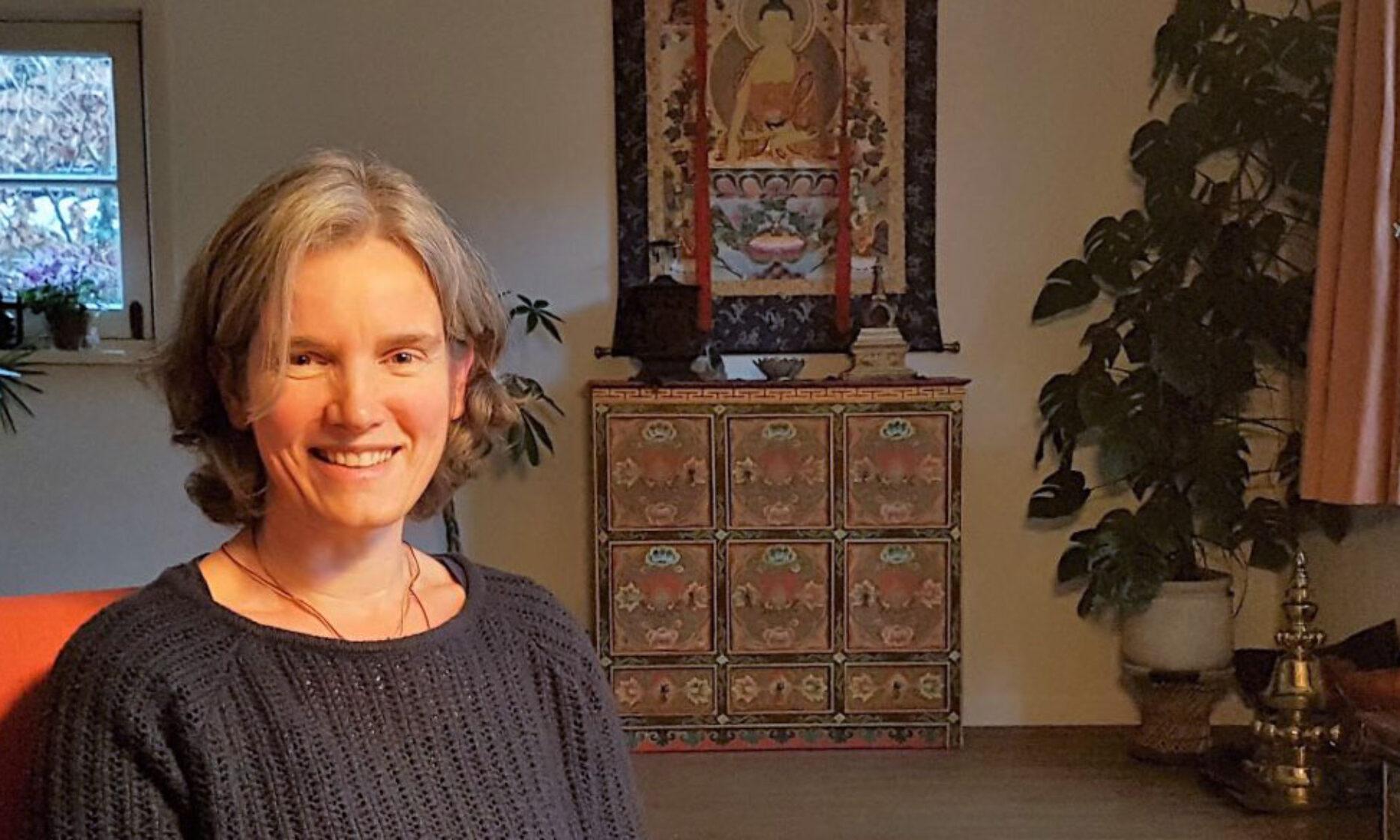 De Boeddha in het klaslokaal: interview met docent Silvie Walraven