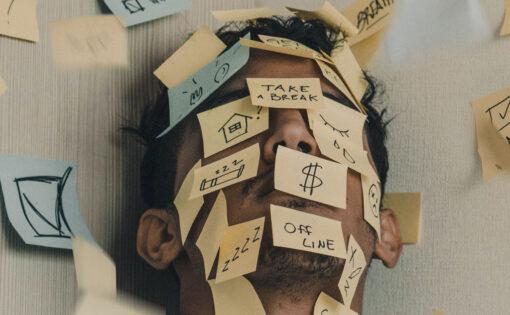 Thumbnail voor Mindful omgaan met werkstress: drie tips