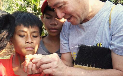 Thumbnail voor Over bijen en boeddhisme: Dharma Nectar