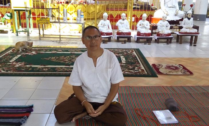 boeddhisme en vaccineren