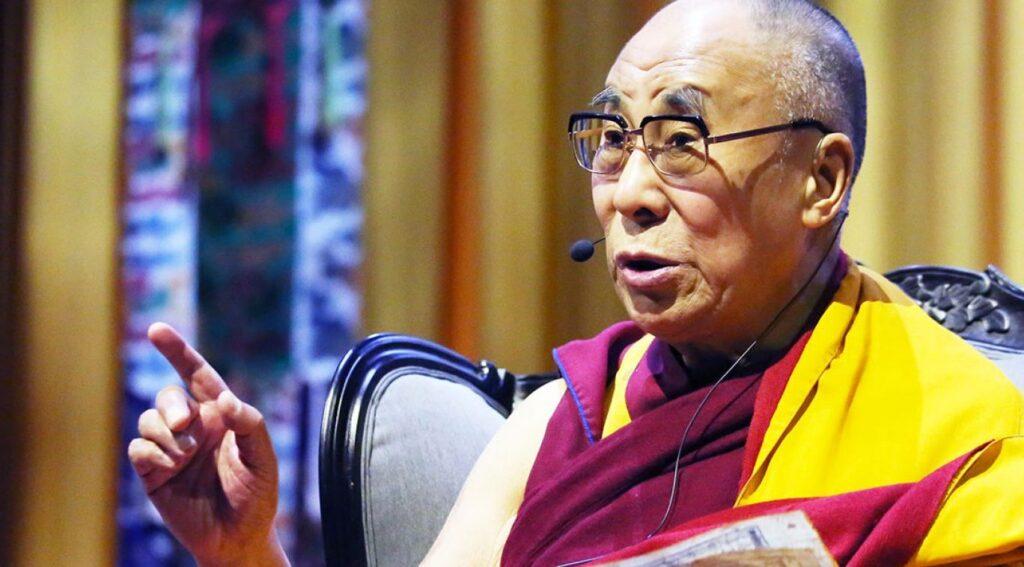 De Dalai Lama in Nederland in 2018 - Fotograaf Jeppe Schilder