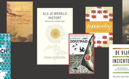 Thumbnail voor Inspirerende boeken over boeddhisme. Tips van experts