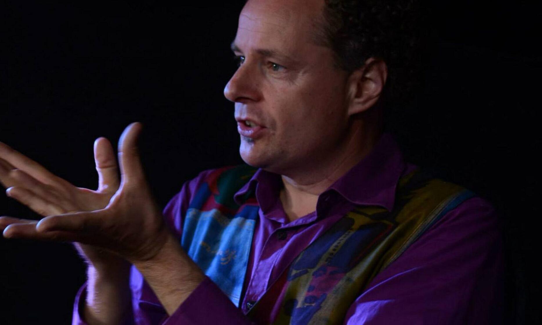 """Arie Vuyk: """"Verlichting is die lege kern waar je niet altijd bij kunt"""""""