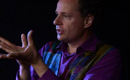 """Thumbnail voor Arie Vuyk: """"Verlichting is die lege kern waar je niet altijd bij kunt"""""""