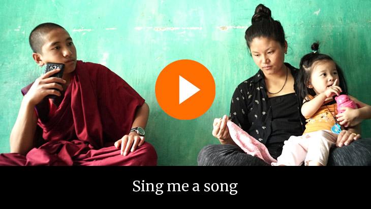 Bekijk de documentaire Sing me a song