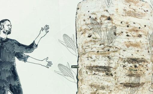 """Thumbnail voor Kunstenaar Arne Hendriks: """"Als je een stap terug doet, creëer je ruimte."""""""