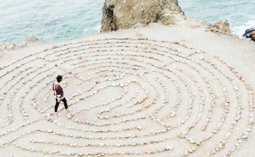 Thumbnail voor Boeddhistische praktijken: één worden met een koan